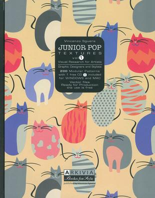 Junior Pop Textures Vol. 1 incl. CD-ROM