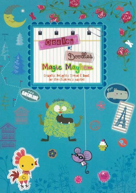 Oodles of Doodles - Magic Mayhem