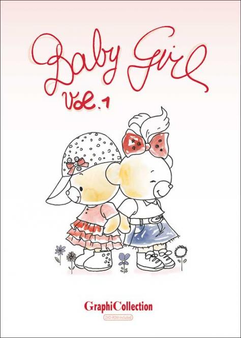 GraphiCollection BabyGirl Vol. 1 incl. DVD