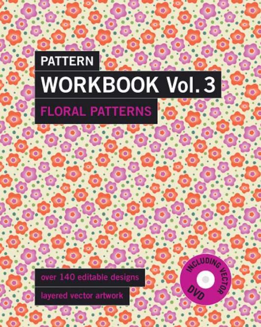 Pattern Workbook Vol. 3 Floral Patterns