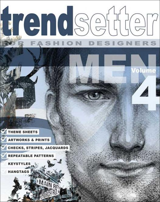 Trendsetter - Men Graphic Collection Vol. 4 incl. DVD