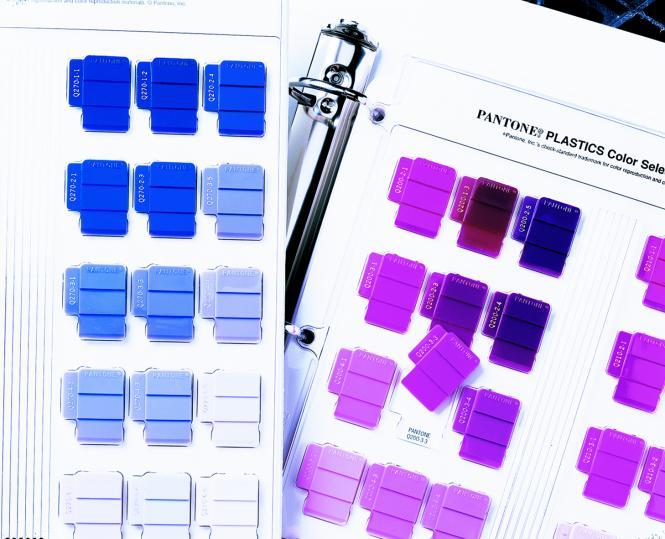 PANTONE Fashion & Home Plastics Selector