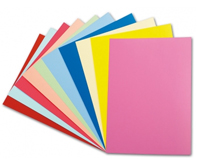 RAL EFFECT Single Sheet Solid Colour DIN A6