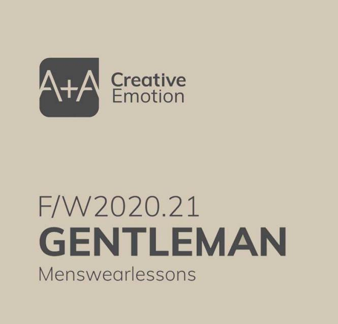 A+A Gentlemen - Men's Color Trends, Subscription (germany only)