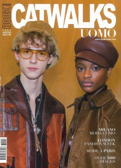 Book Moda Uomo no. 40 A/W 2017/2018