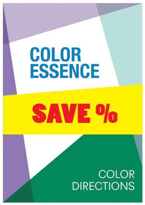 Color Essence Children S/S 2017