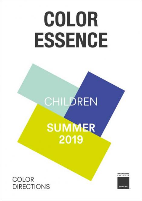 Color Essence Children S/S 2019