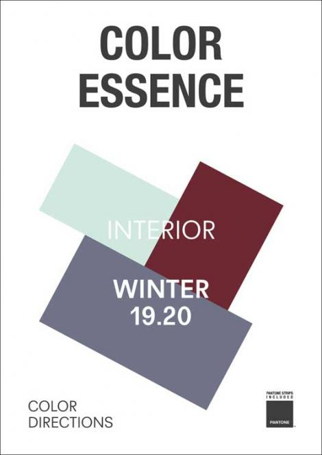 Color Essence Interior A/W 2019/2020