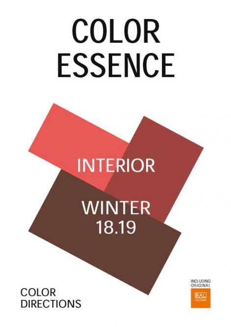 Color Essence Interior RAL A/W 2018/2019