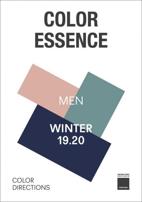 Color Essence Men A/W 2019/2020
