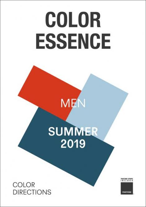 Color Essence Men S/S 2019