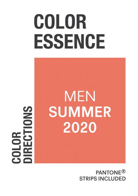 Color Essence Men S/S 2020