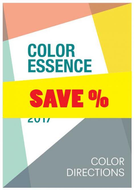 Color Essence Sport S/S 2017