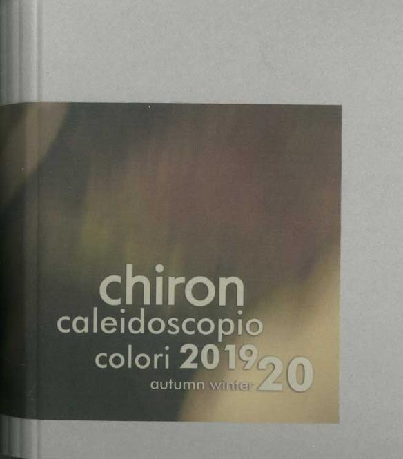 Chiron Colori A/W 2019/2020