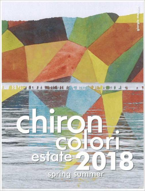 Chiron Colori S/S 2018