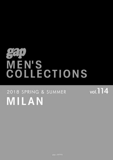 Collections Men Milan S/S 2018