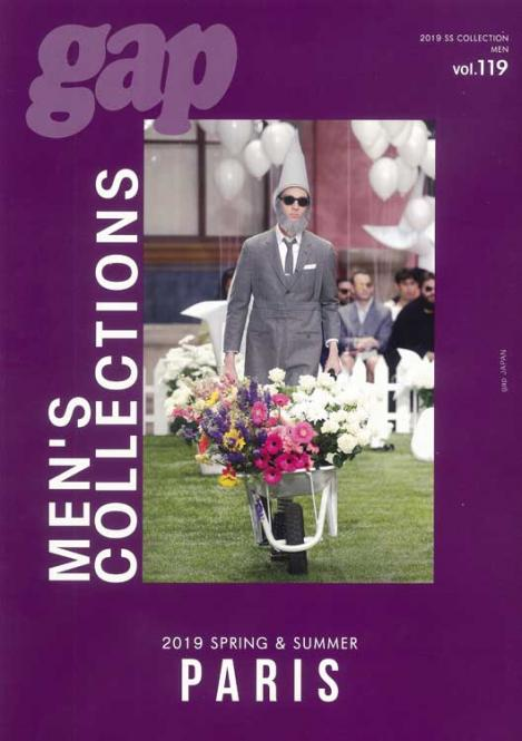 Collections Men Paris S/S 2019