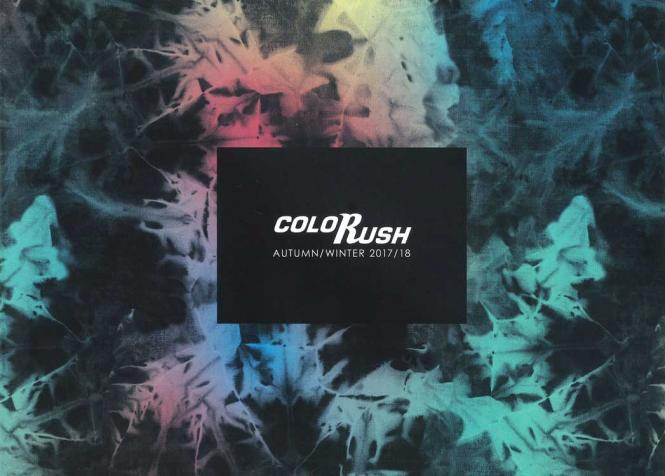Colorush A/W 2017/2018 incl. USB Stick