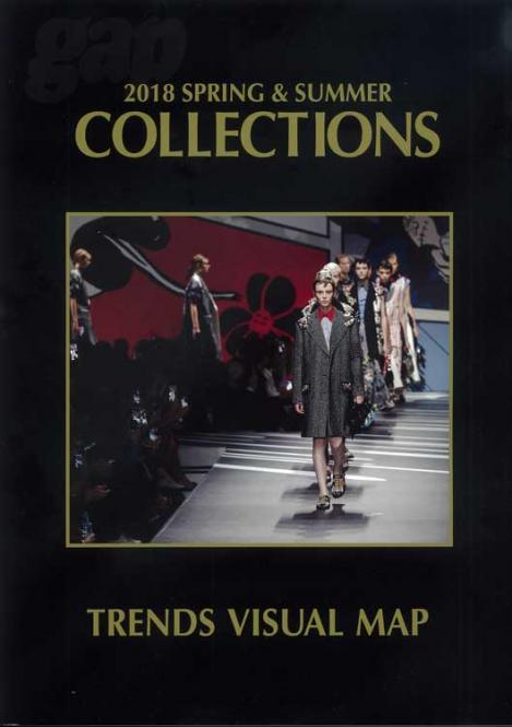 Collections Women Trend Visual Map S/S 2018
