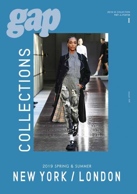 Collections Women I S/S 2019 New York - London