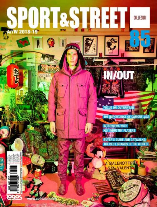 Collezioni Sport & Street, 2 Years Subscription Europe (Airmail)