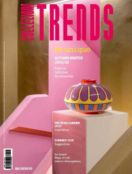 Collezioni Trends, Abonnement Welt Luftpost