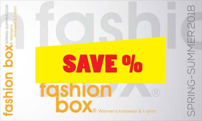 Fashion Box Women's Knitwear S/S 2018