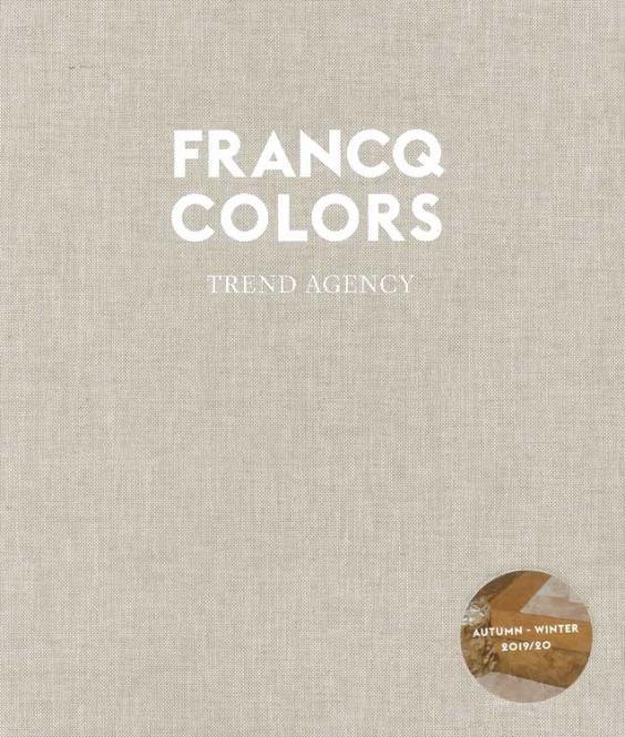 Francq Colors Trend Report - Subscription Europe