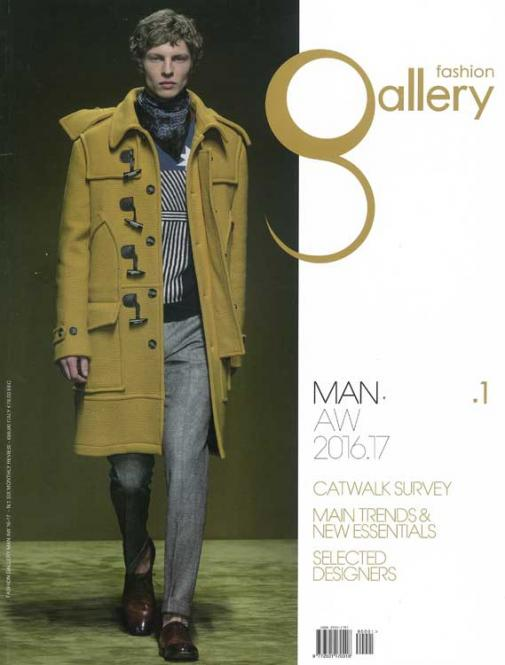 Fashion Gallery Man, Abonnement Welt Luftpost