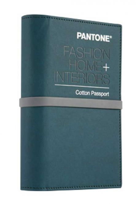 PANTONE Fashion & Home Cotton Passport + 210 new colors