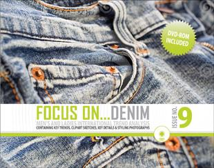 Focus on Denim Vol. 9 incl. CD-Rom