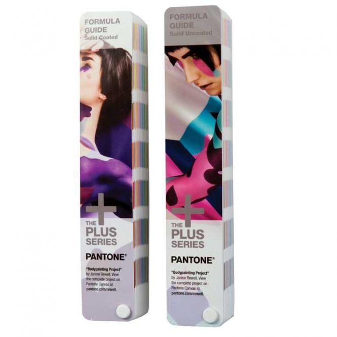 PANTONE PLUS Formula Guide CU Coated & Uncoated