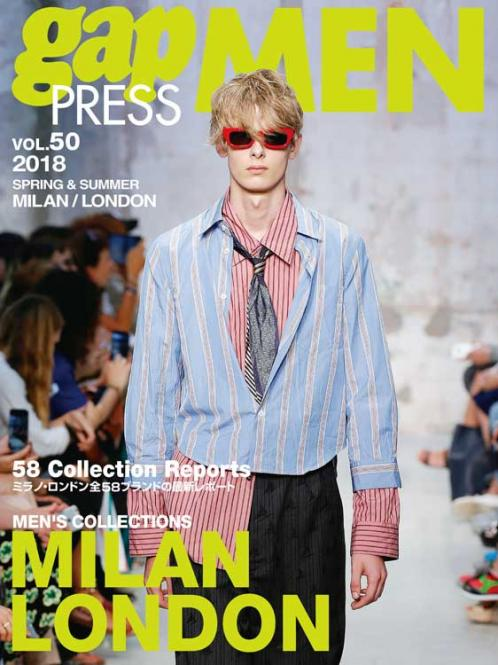 Gap Press Men no. 50 Milan/London