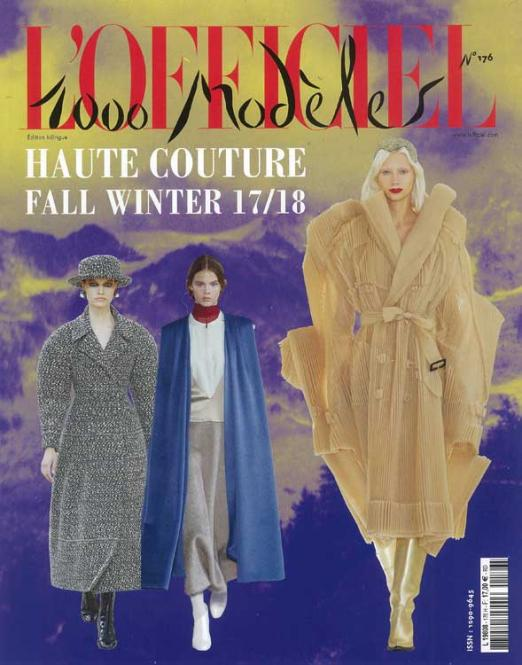 L'Officiel 1.000 Models no. 176 Haute Couture