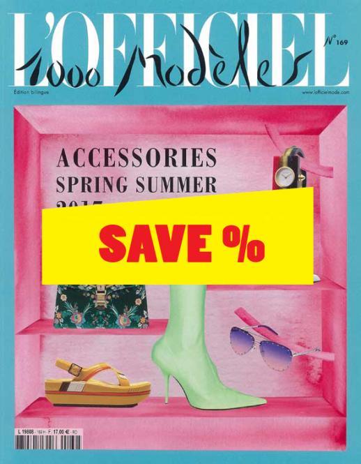 L Officiel Fashion Accessories no. 169