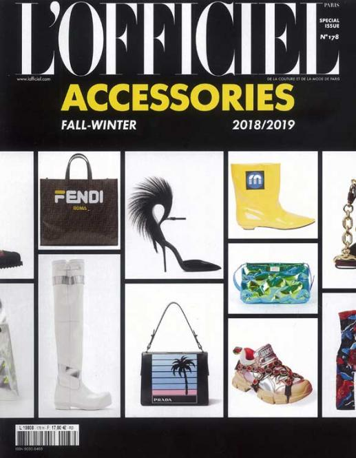 L Officiel Fashion Accessories no. 178