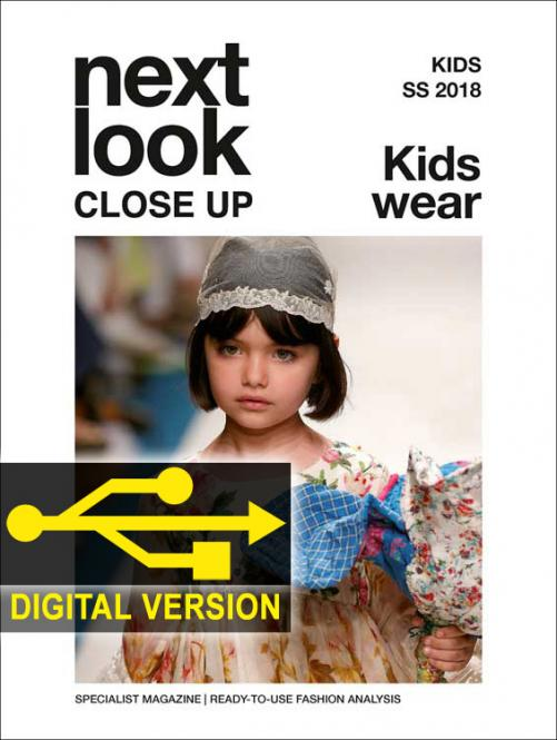 Next Look Close Up Kids no. 01 S/S 2018 Digital Version