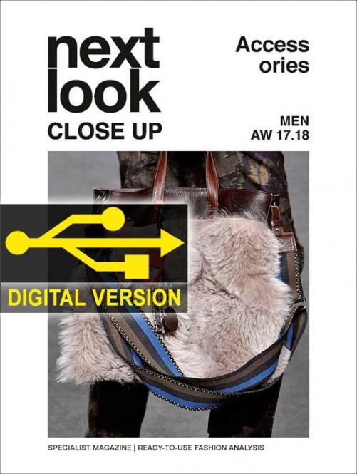 Next Look Close Up Men Accessories no. 02 A/W 17/18 Digital Version