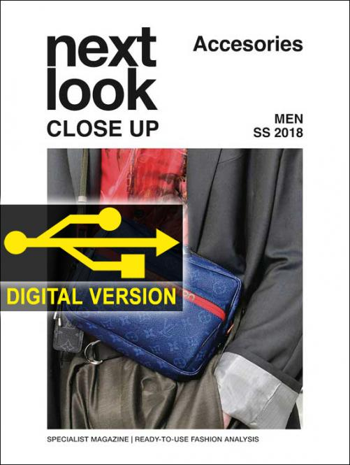 Next Look Close Up Men Accessories no. 03 S/S 2018 Digital Version