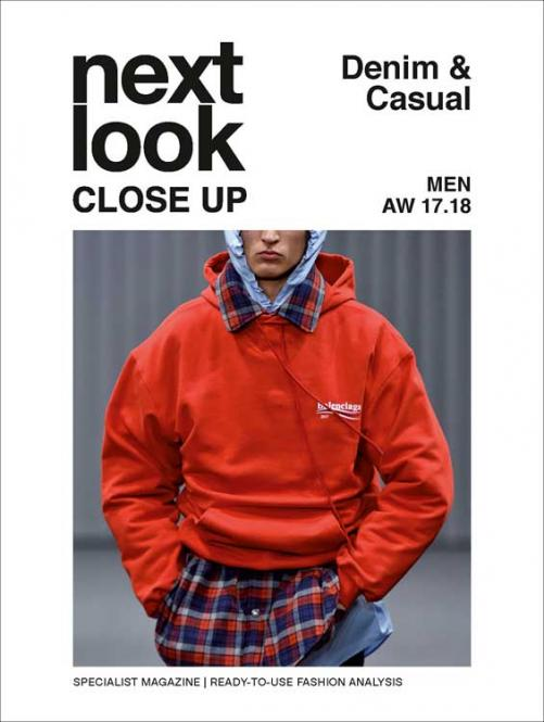 Next Look Close Up Men Denim & Casual no. 02 A/W 17/18
