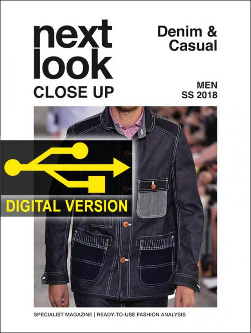 Next Look Close Up Men Denim & Casual no. 03 S/S 2018 Digital