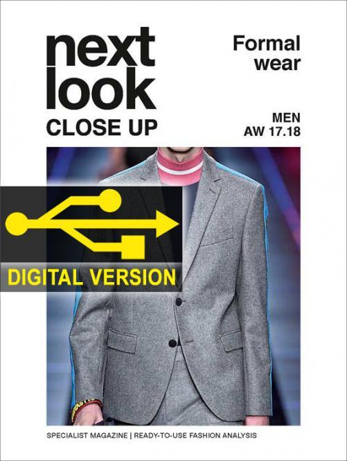 Next Look Close Up Men Formal no. 02 A/W 17/18 Digital Version