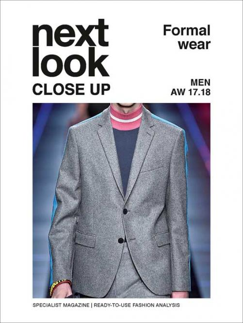 Next Look Close Up Men Formal no. 02 A/W 17/18