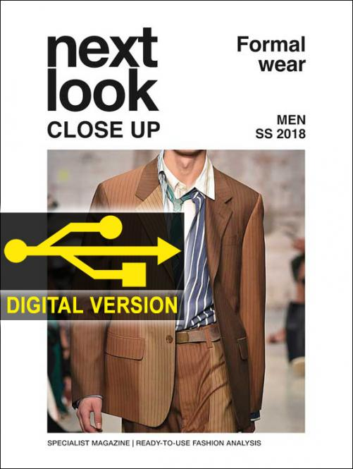 Next Look Close Up Men Formal no. 03 S/S 2018 Digital Version
