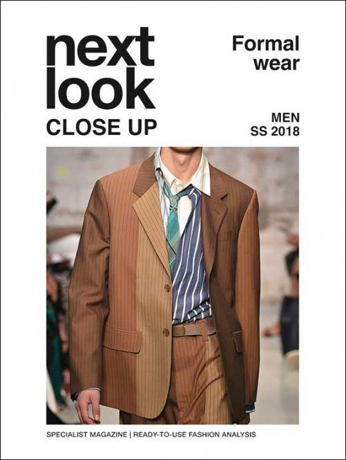Next Look Close Up Men Formal  no. 03 S/S 2018