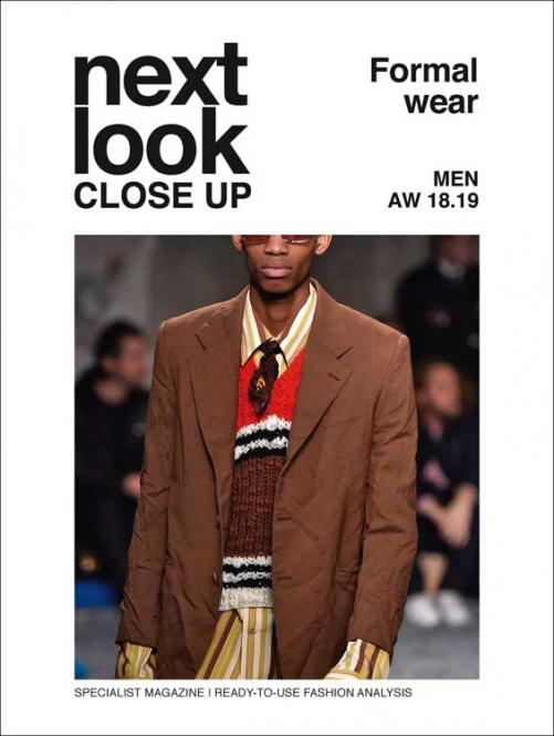 Next Look Close Up Men Formalwear no. 04 A/W 2018/2019
