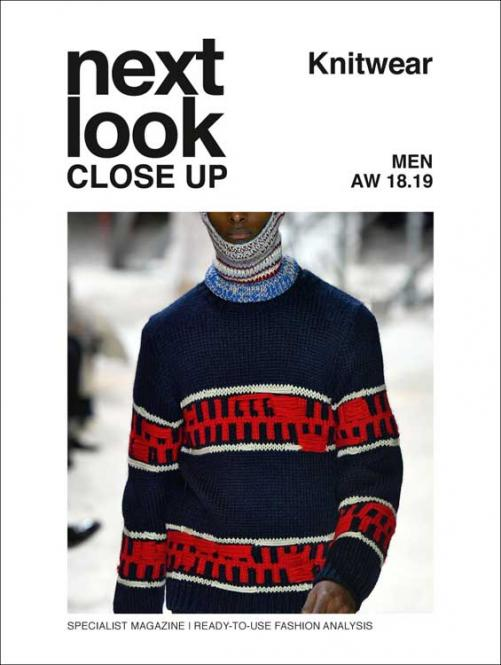 Next Look Close Up Men Knitwear no. 04 A/W 2018/2019