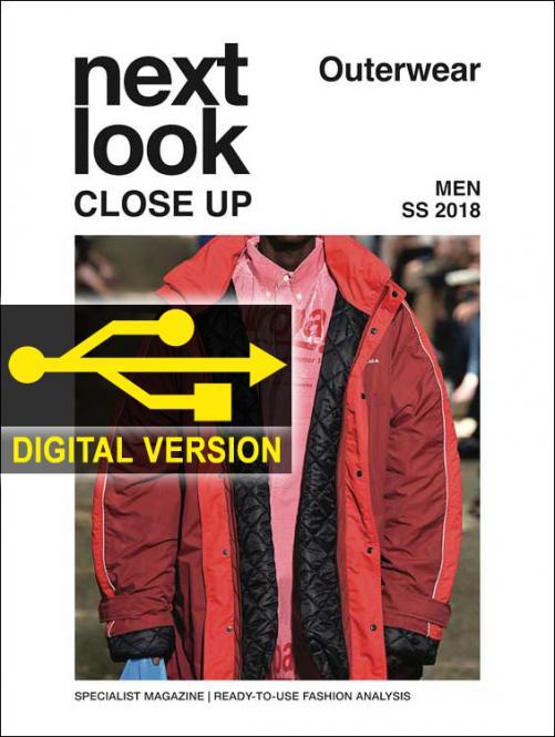 Next Look Close Up Men Outerwear no. 03 S/S 2018 Digital Version