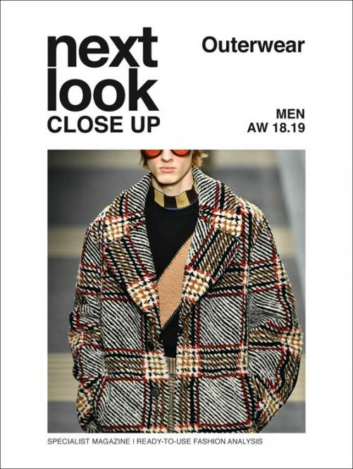 Next Look Close Up Men Outerwear no. 04 A/W 2018/2019