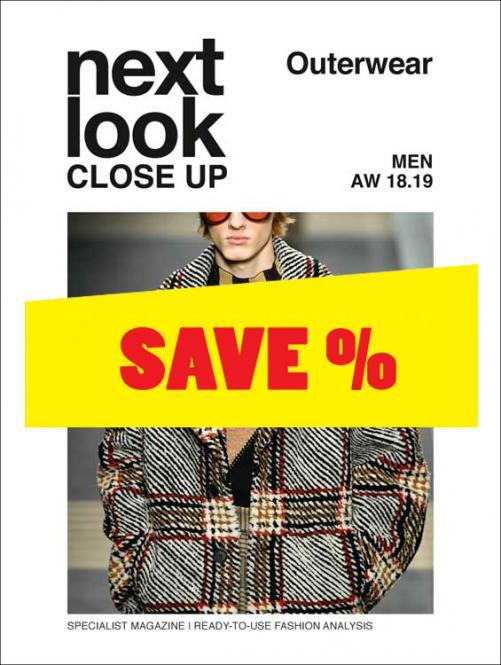 Next Look Close Up Men Outerwear no. 04 A/W 2018/2019